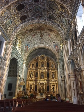 Templo de Santo Domingo de Guzmán: Templo de Santo Domingo de Guzman