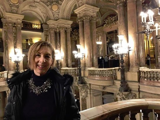 París, Francia: The Paris opera house surrounds you in sheer elegance