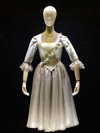 París, Francia: Early ballet garb