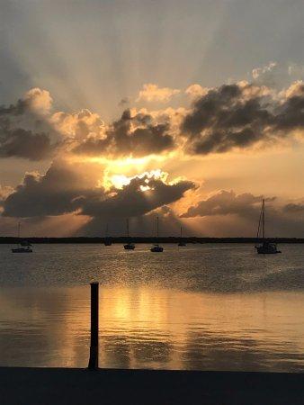 Hampton Inn Key Largo: Highlight of the day...Sunset in the Keys! :)