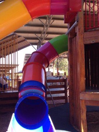Mooroopna, Avustralya: SPC Ardmona KidsTown Adventure Playground