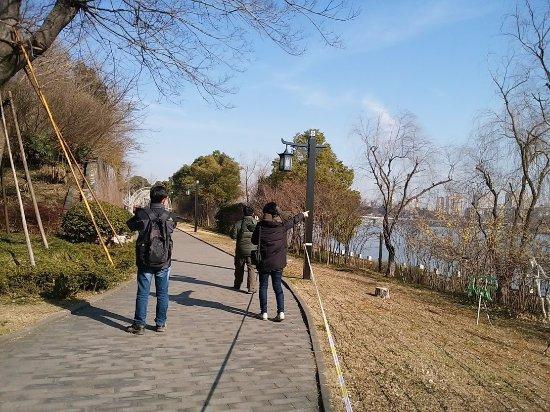 凤城河风景区