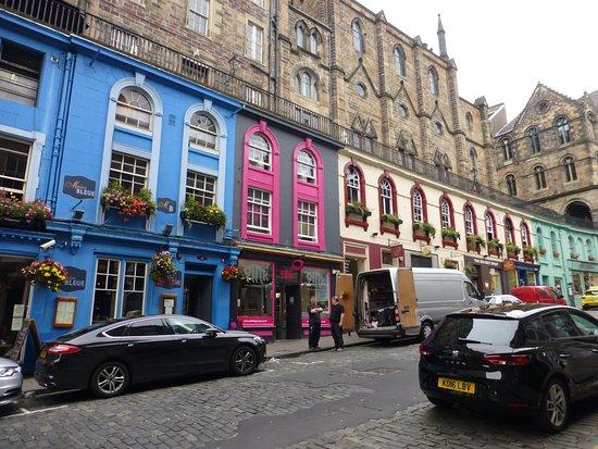 Pulled Pork Restaurant Edinburgh