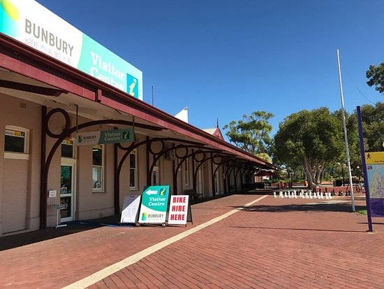 ‪Bunbury Visitor Centre‬