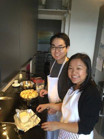 A World in A Pan: Fabulous cooking class!