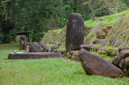 2-dages Takalik Abaj: Mayan og Olmec...