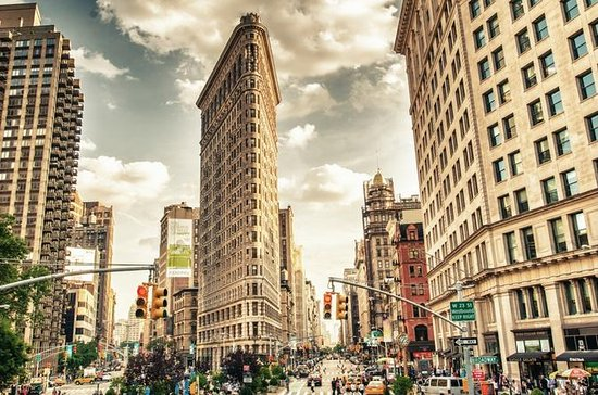 Flatiron Food, Architecture and...