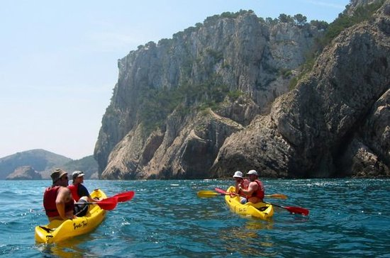 Costa Brava Sea Kayak Tour fra...