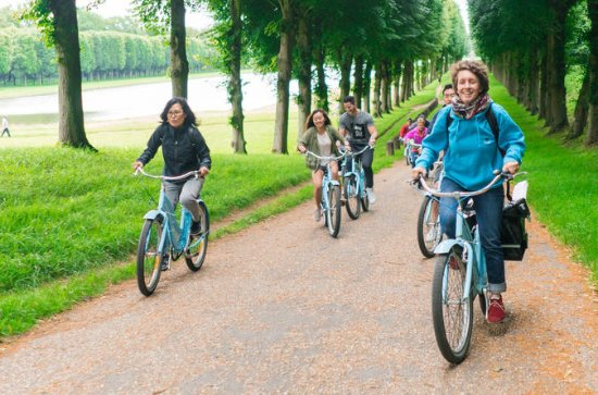 Versailles Bike Tour with...