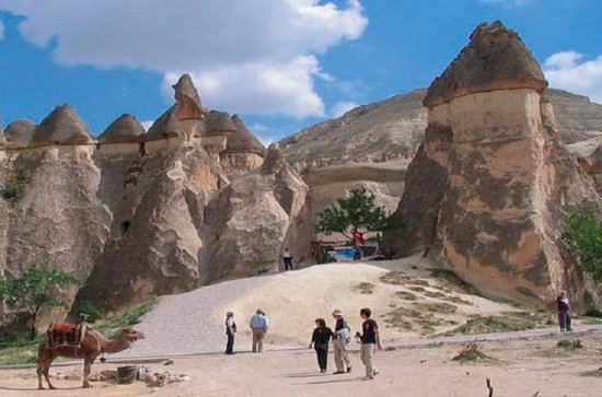 Full-Day Cappadocia Tour From Istanbul