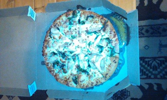 Domino's Pizza: sloppy