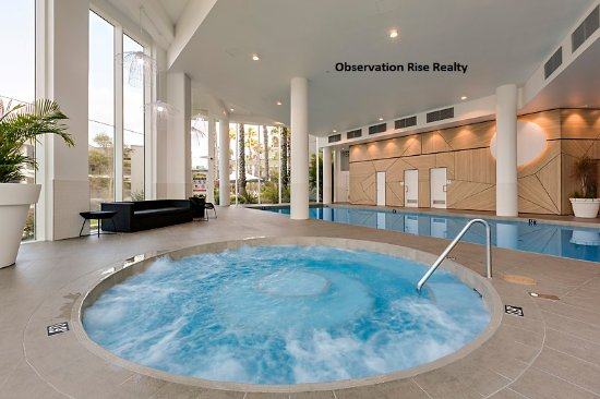 Observation Rise : Indoor Heated Pool & Spa