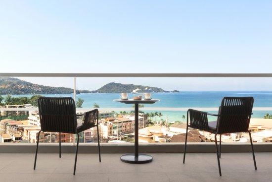 Ocean view room/Balcony