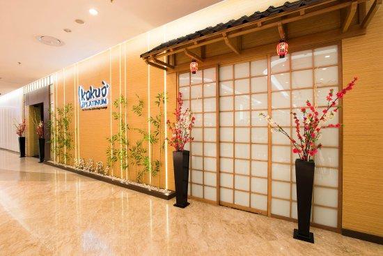 kokuo reflexology and athletic massage lotte shopping avenue
