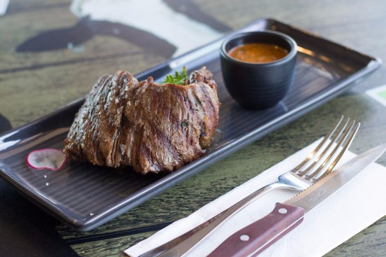 Mascot, Australia: Our flavoursome Beef Skirt pairs perfectly with our selection of Argentinean Malbec wines
