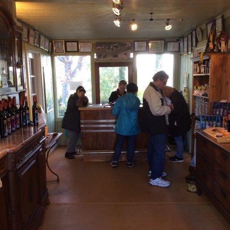 Templeton, Californië: Olea Farm Olive Oil & Tasting Room