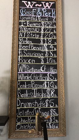 Mineola, TX: Products offered