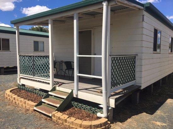 Cabin Bild Fr N Junee Motor Inn Junee Tripadvisor
