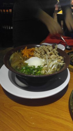 Ramen This Is Totally Different As Other Japanese And Korean Restaurant Ever Flavor Wow Picture Of Stone Bowl Restaurant Cincinnati Tripadvisor