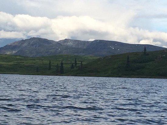 Caribou Lodge Alaska: July 6-8, 2016