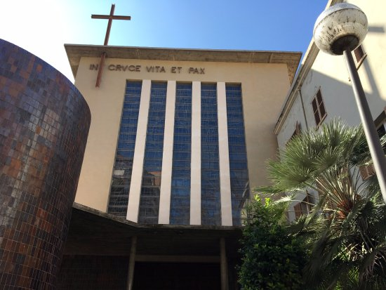 Parroquia de Sant Alonso Rodriguez