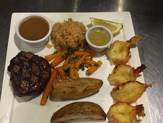 Shawinigan, Canadá: Restaurant Casa Grecque
