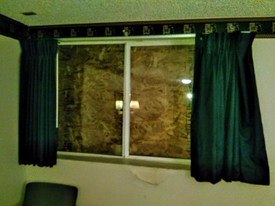 Travelodge Mammoth Lakes: Hey, what happened to the view?