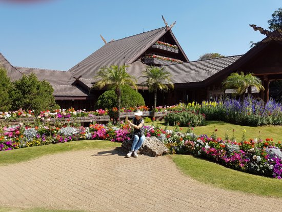 Doi Tung Royal Villa : The Royal Villa