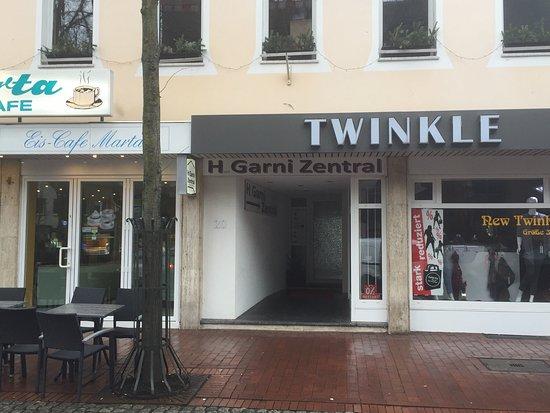 Hotel Garni Zentral Schiefbahn