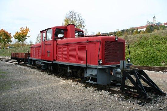 Härtsfeld-Museumbahn