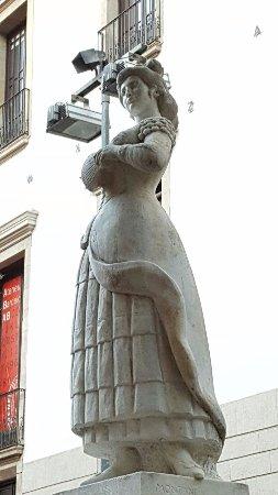 Fuente de la Maja Madrilena