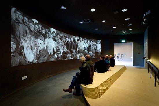 Bunnik, The Netherlands: Het verhaal van de waterlinies in de Eerste Wereldoorlog