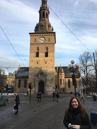 Photo of Historic Site Oslo Cathedral (Oslo Domkirke) at Stortorvet 1, Oslo 0155, Norway