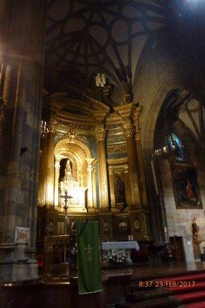 Basílica de Begoña - Picture of Basilica of Begona, Bilbao - TripAdvisor