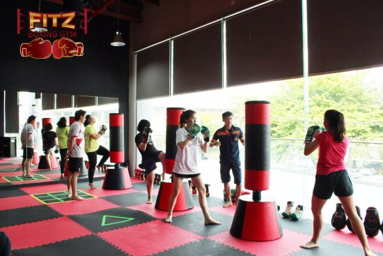 Fitz Boxing Gym