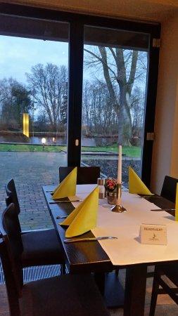 Osterholz-Scharmbeck, Almanya: Blick auf die Hamme
