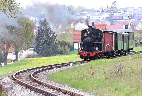 Hartsfeld-Museumbahn