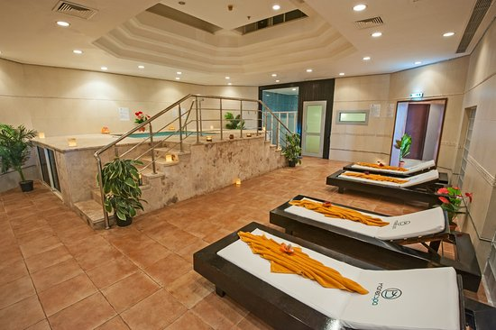Planet Spa Hilton Plaza Hurghada