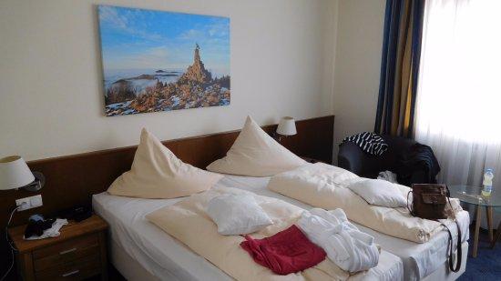 Gersfeld, ألمانيا: Hotelzimmer