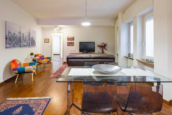 panoramica soggiorno - Foto di B&B Chiara, Verona - TripAdvisor