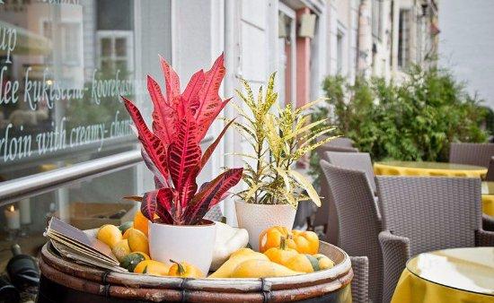 Rae Restaurant & Cafe: Autumn @RAE