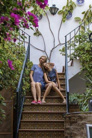 Apartamentos Turisticos Embrujo de Azahar: лестница в номер