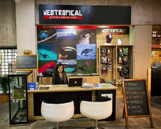 Neotropical Nature & Birding Trips