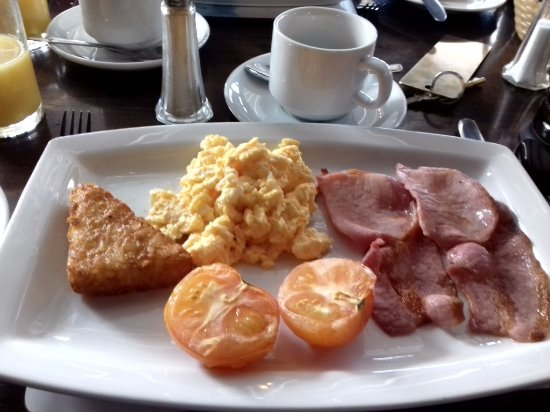 Largo, UK: tasty breakfast