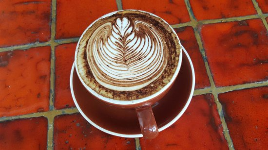 Long Jetty, Australia: Great Capuccino