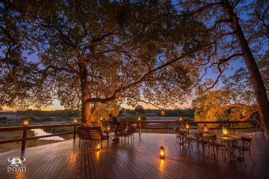 Inyati Game Lodge, Sabi Sand Reserve