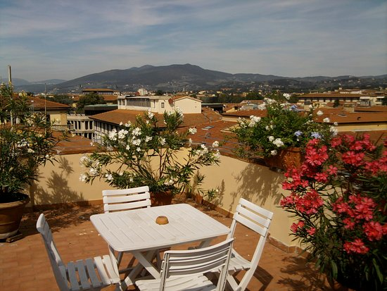 www.hotel-bijou.it - Terrazza panoramica sul tetto - Panoramic ...