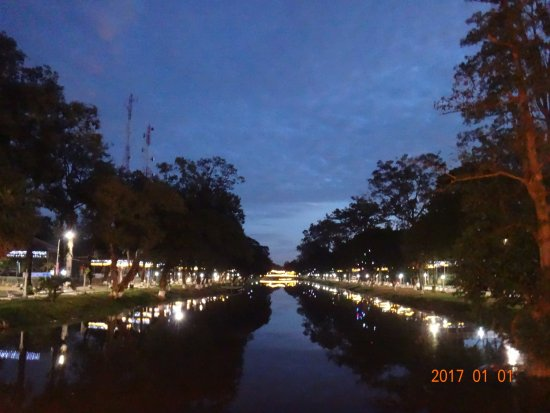 Siem Reap Province, Cambodia: Siem Reap River