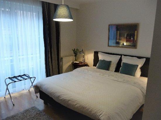 Woluwe-St-Pierre, Belgium: Bed and breakfast Bebelle chambres d'hôte  Montgomery