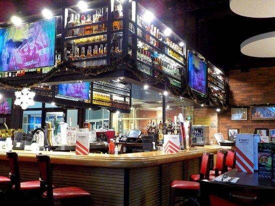 TGI Fridays Bar - Al.Jana Pawła II 29 Warsaw-Poland